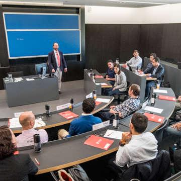Máster Universitario en Big Data Science
